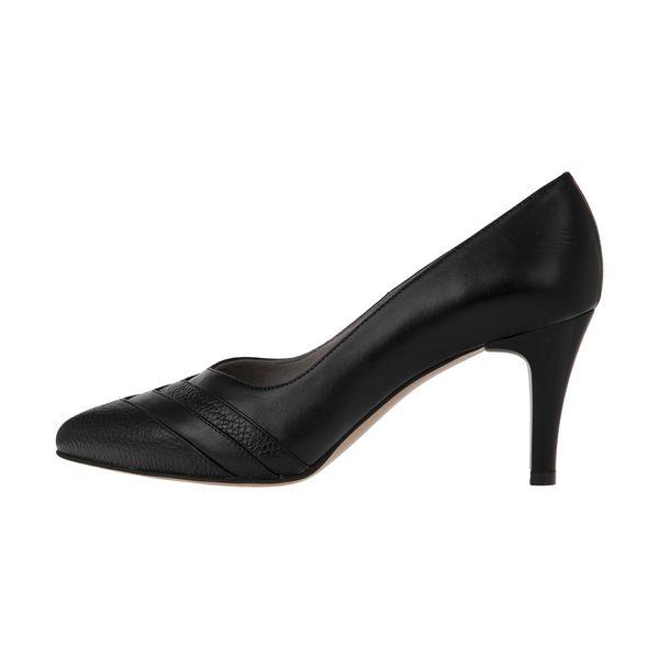 کفش زنانه چرم یاس مدل دیبالا