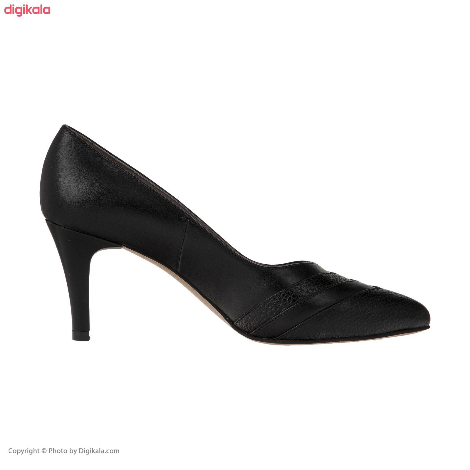 کفش زنانه چرم یاس مدل دیبالا main 1 2