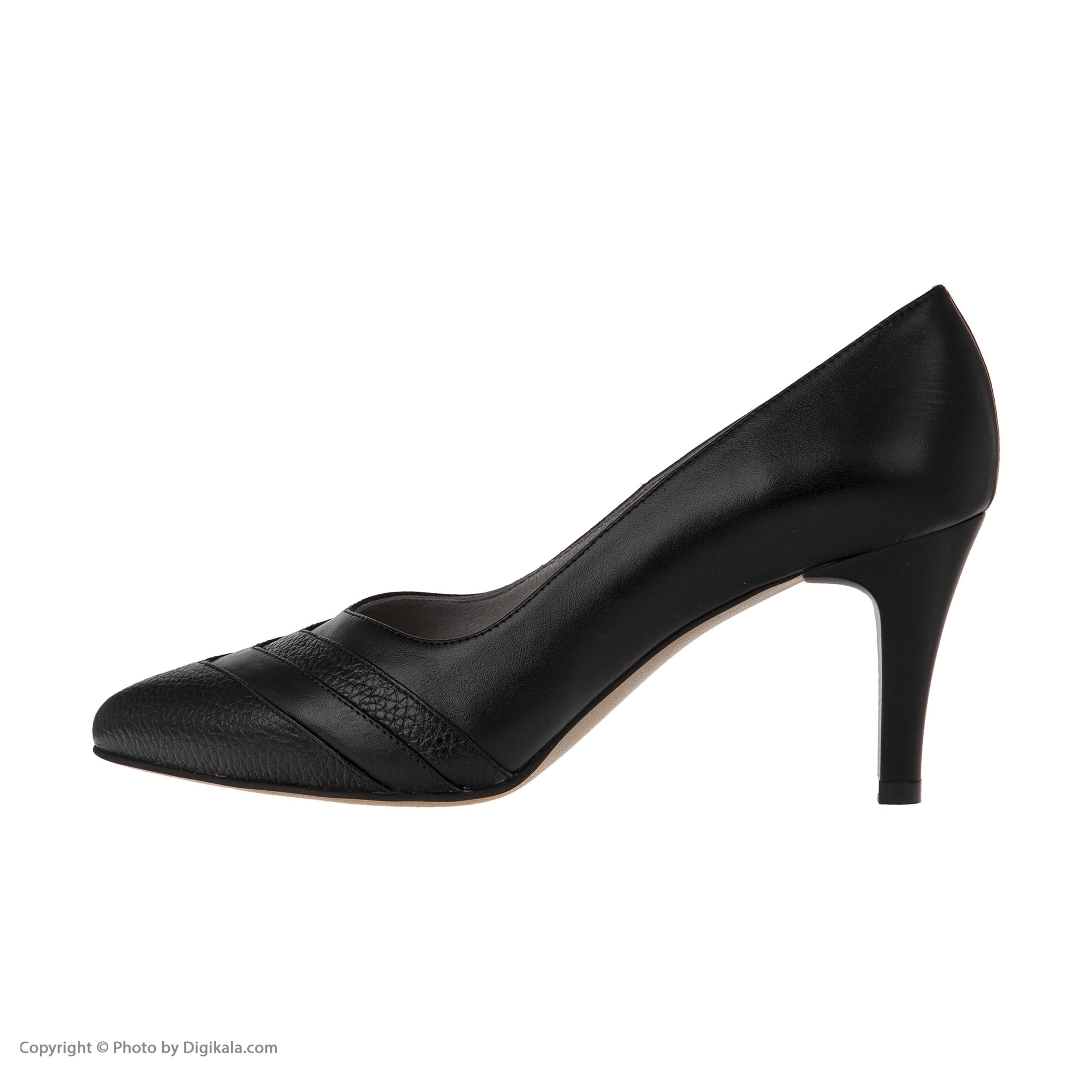 کفش زنانه چرم یاس مدل دیبالا main 1 3