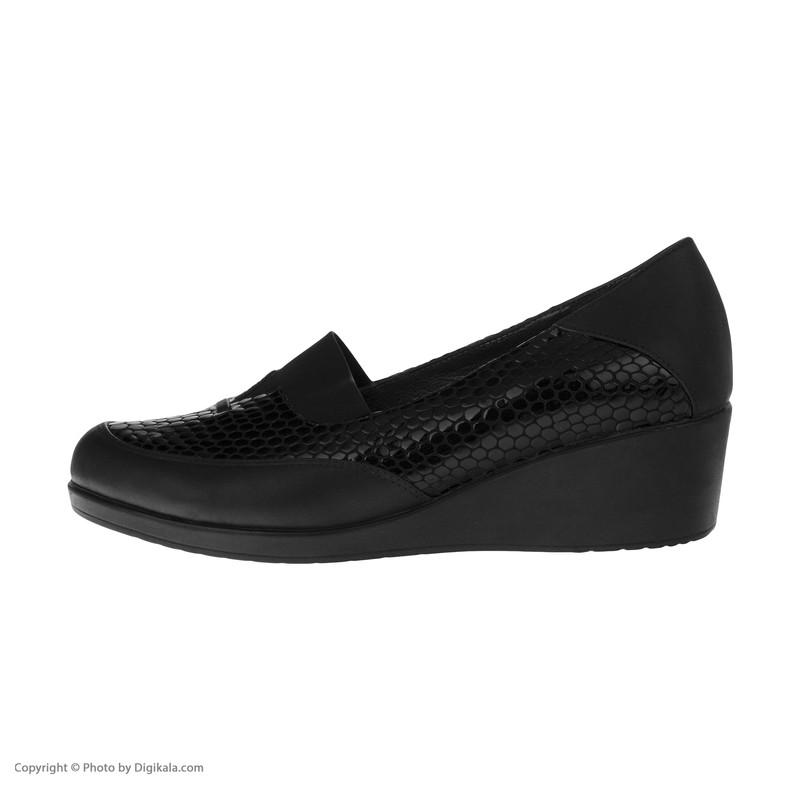 کفش روزمره زنانه چرم یاس مدل K1