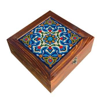 جعبه هدیه چوبی کد SD-01