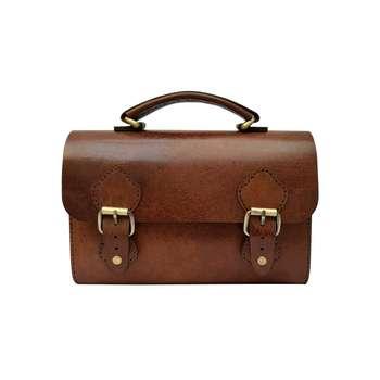 کیف دوشی زنانه چرم روژه مدل ES02A