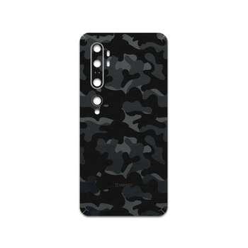برچسب پوششی ماهوت مدل Night-Army مناسب برای گوشی موبایل شیائومی Mi Note 10