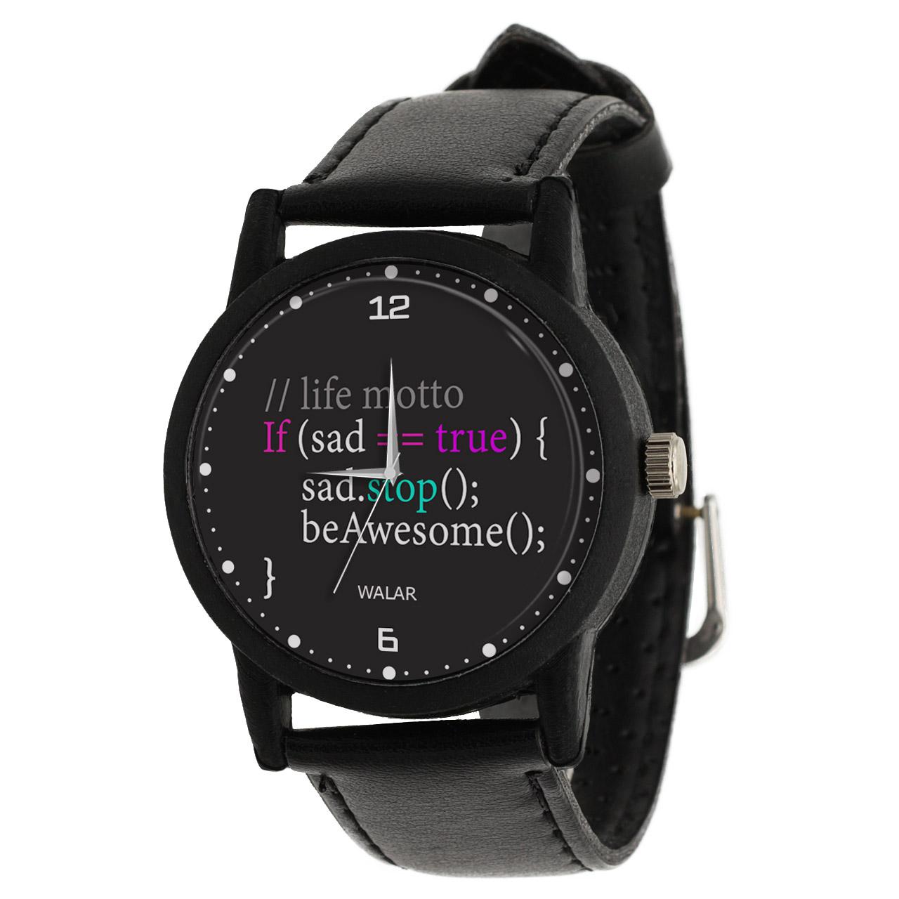کد تخفیف                                      ساعت مچی عقربه ای والار طرح برنامه نویسی کد LF2402