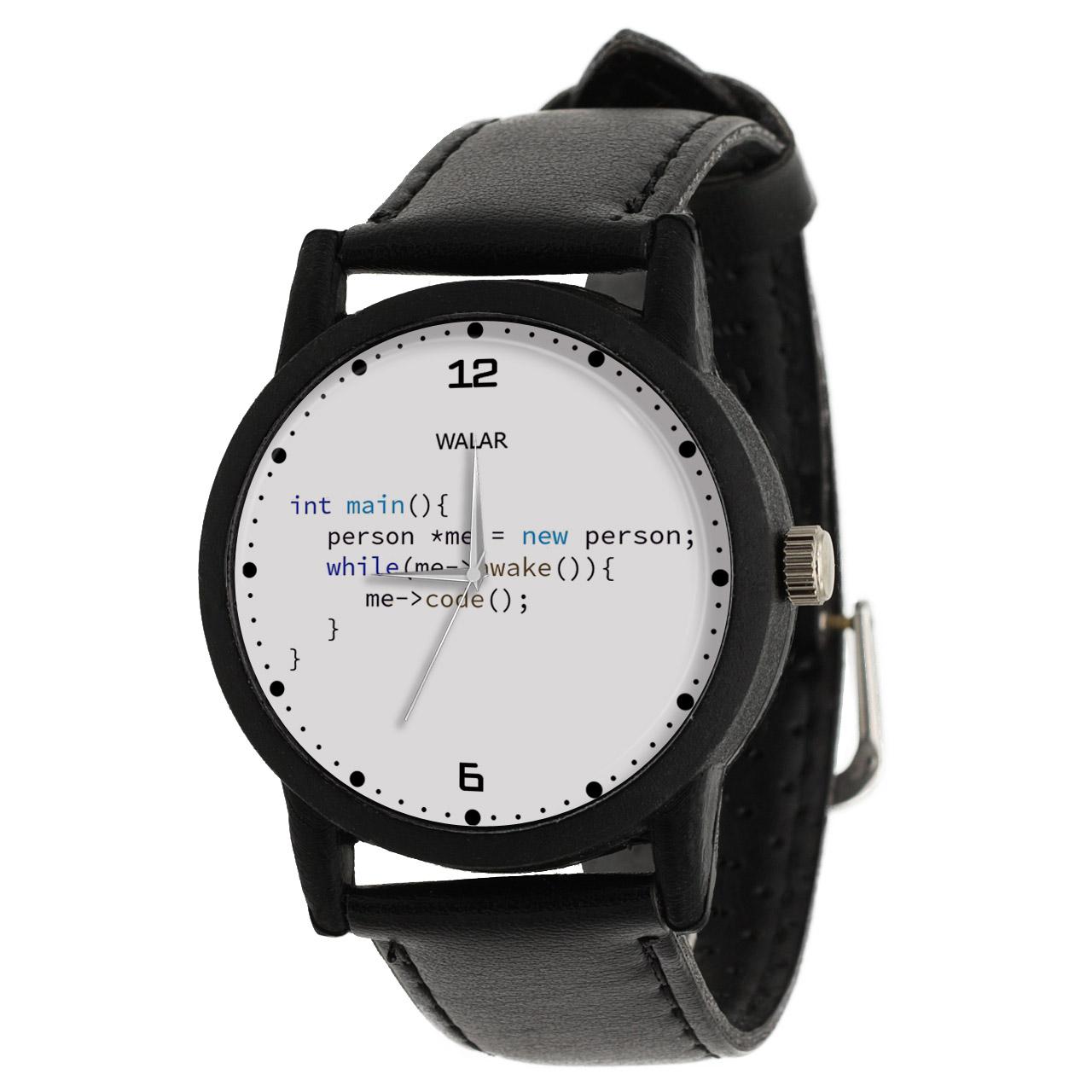 کد تخفیف                                      ساعت مچی عقربه ای والار طرح برنامه نویسی کد LF2404