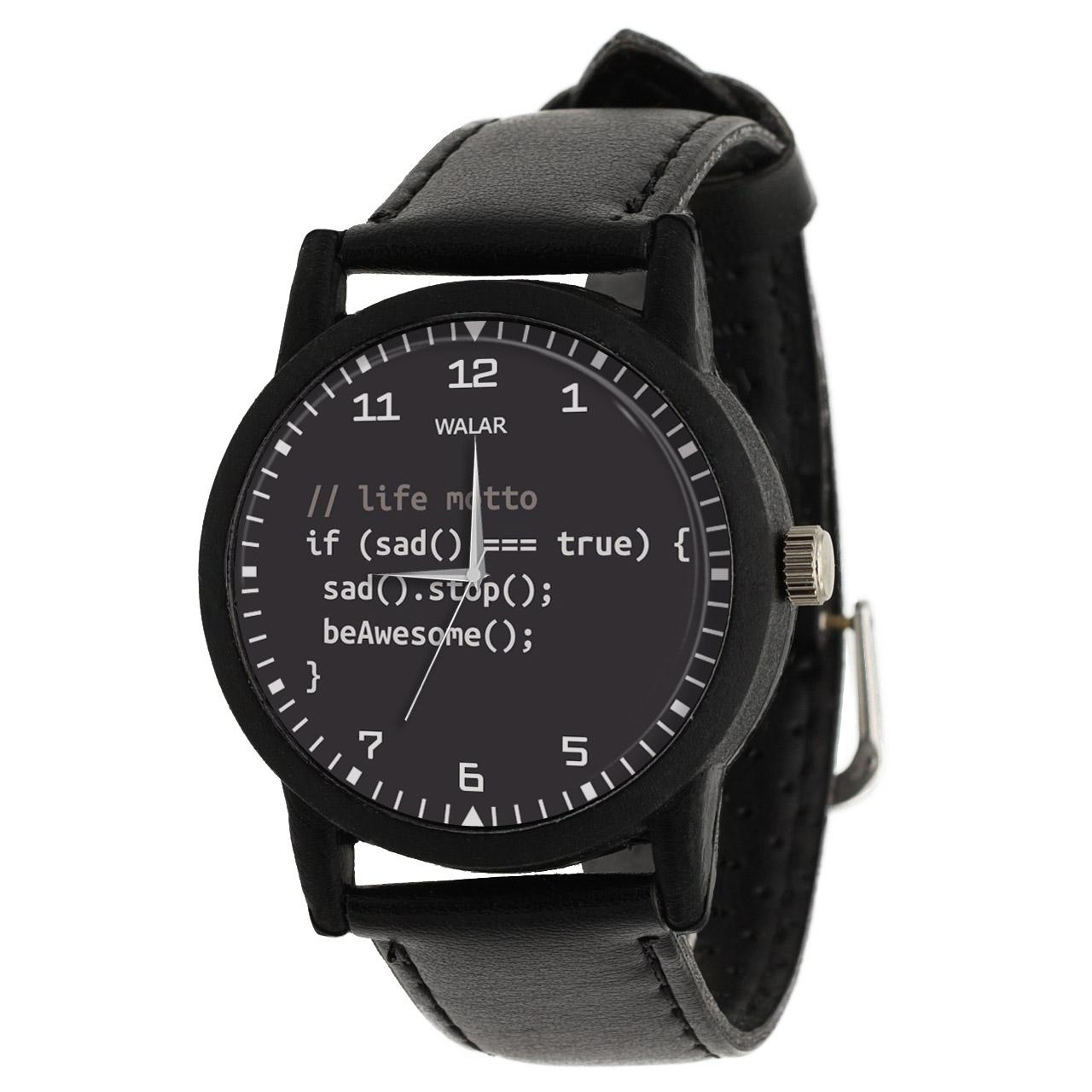 کد تخفیف                                      ساعت مچی عقربه ای والار طرح برنامه نویسی کد LF2405