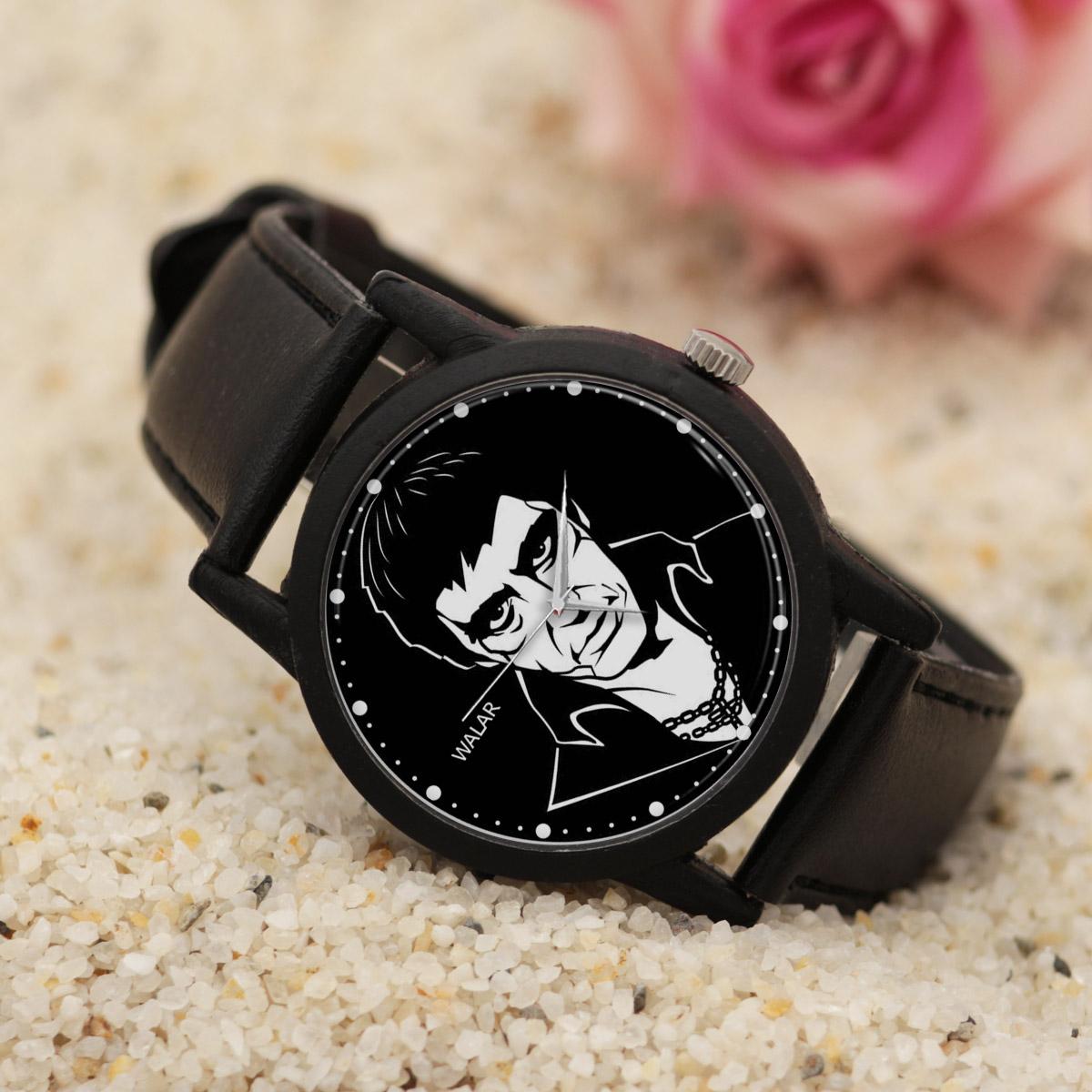 ساعت مچی عقربه ای والار طرح آلپاچینو کد LF2434