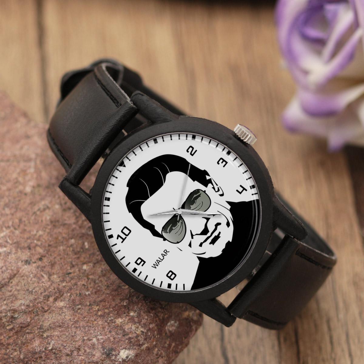 ساعت مچی عقربه ای والار طرح روبرت دنیرو کد LF2435              ارزان