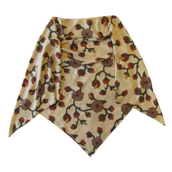 روسری زنانه سروین مدل صنم کد Ssa102