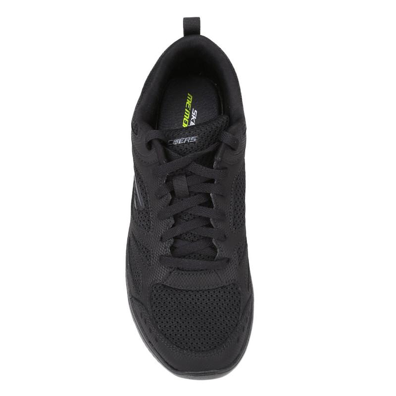 کفش مخصوص پیاده روی مردانه اسکچرز مدل 52812BBK