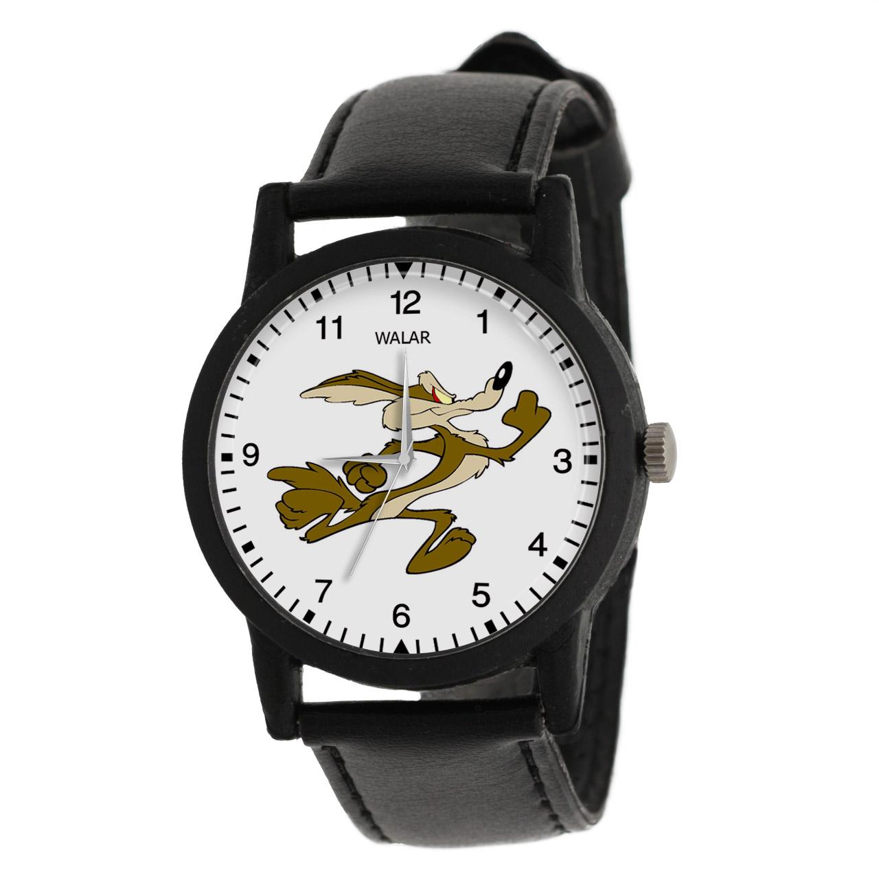 قیمت                      ساعت مچی عقربه ای والار طرح وایل ای کد LF2478