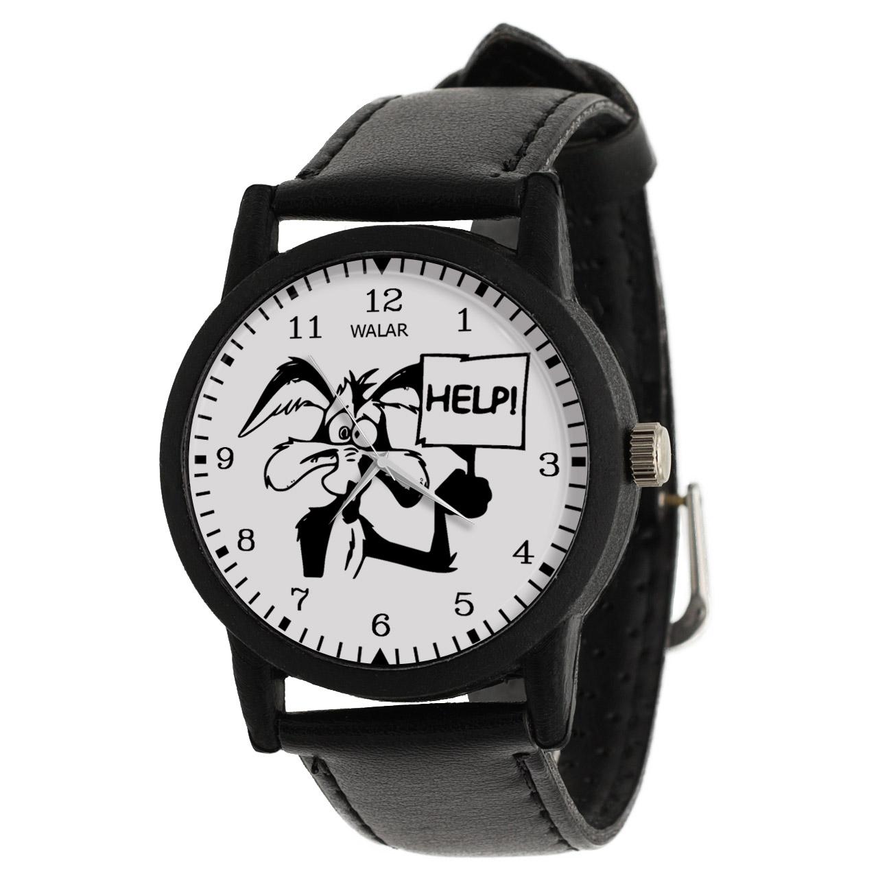 کد تخفیف                                      ساعت مچی عقربه ای والار طرح وایل ای کد LF2480