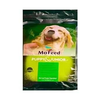 غذای خشک سگ مفید مدل PUPPY & JUNIOR وزن 2 کیلوگرم
