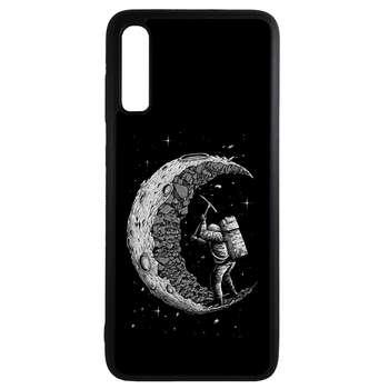 کاور طرح ماه کد 11050646 مناسب برای گوشی موبایل سامسونگ galaxy a70