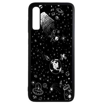 کاور طرح کهکشان کد 11050646 مناسب برای گوشی موبایل سامسونگ galaxy a70