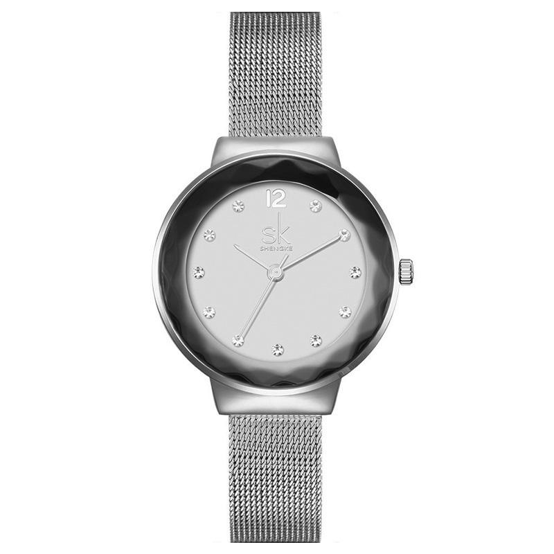 ساعت مچی عقربه ای زنانه اس کا مدل K0038L-S              ارزان
