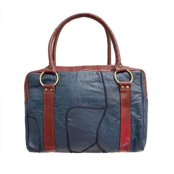 کیف دستی زنانه چرم لامال کد 2556732