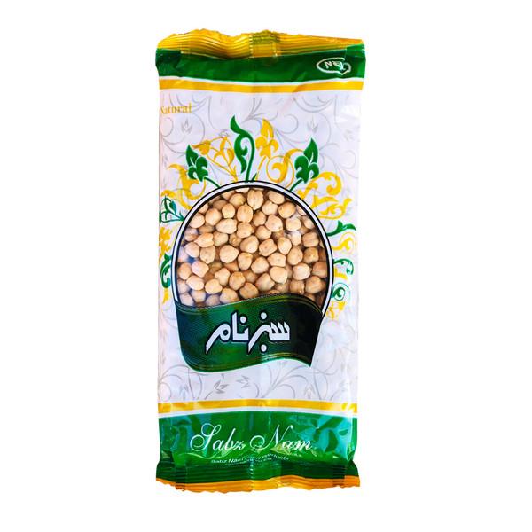 نخود گرد سبزنام -450 گرم