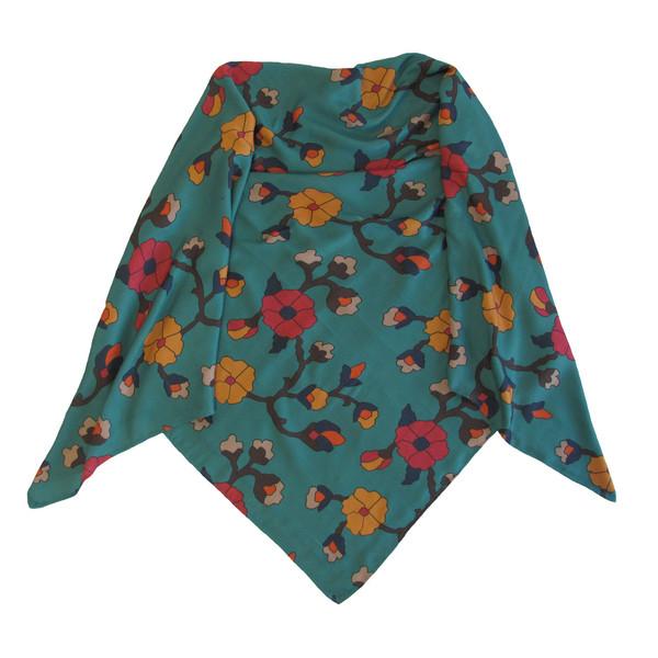 روسری زنانه سروین مدل صنم کد Ssa106