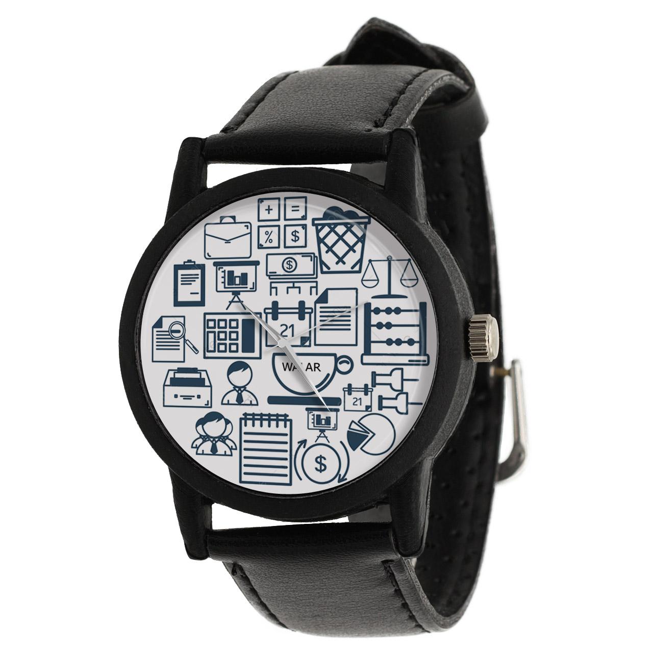 کد تخفیف                                      ساعت مچی عقربه ای والار طرح حسابداری کد LF2544