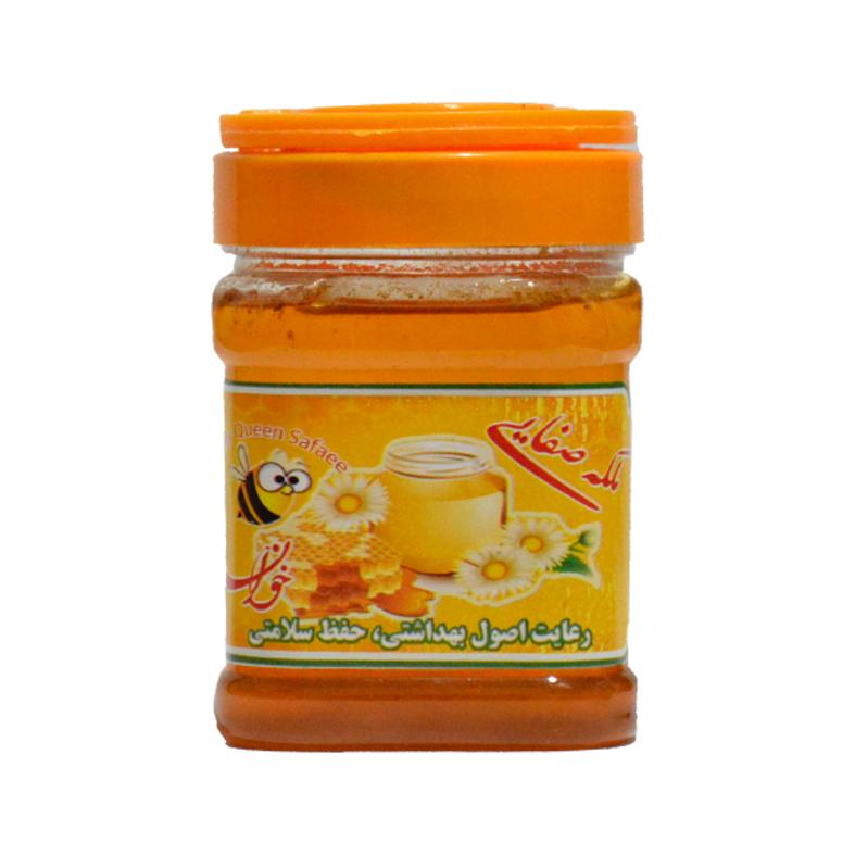 عسل کنار ملکه صفایی - 1000 گرم