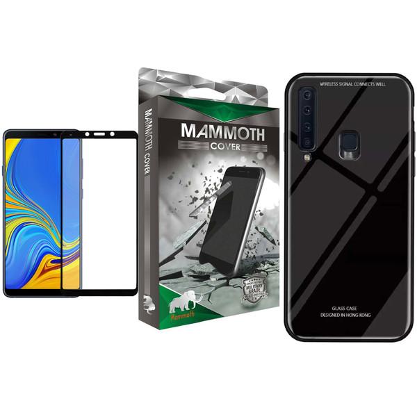 کاور ماموت مدل PGMA مناسب برای گوشی موبایل سامسونگ Galaxy A9 2018 به همراه محافظ صفحه نمایش