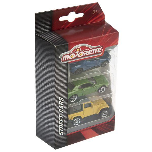 ماشین بازی ماژورت مدل Street Cars 2273 BGY