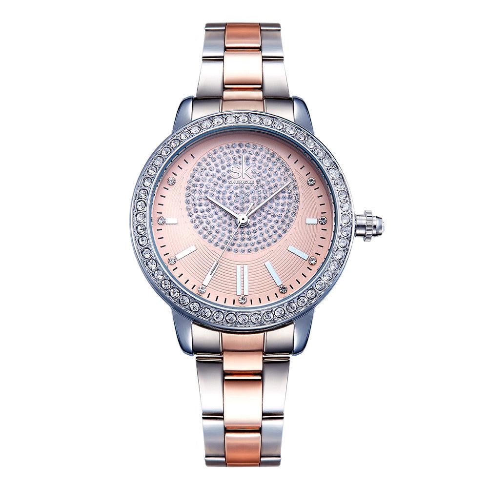 ⭐️                                      ساعت دخترانه اس کا مدل K0075L-WH                              فروش ویژه