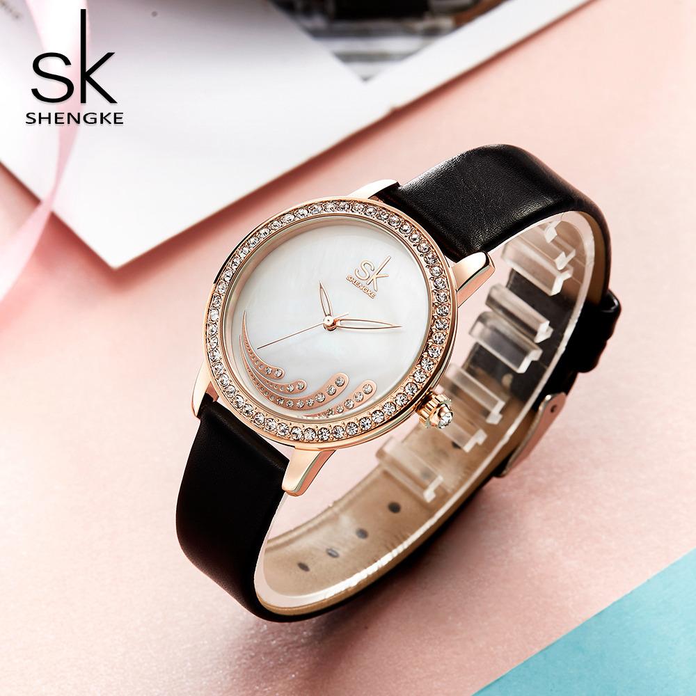 ⭐️                                      ساعت دخترانه اس کا مدل K0085L-RG                              فروش ویژه