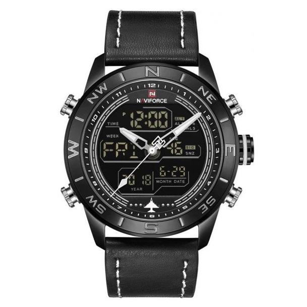 کد تخفیف                                      ساعت مچی دیجیتال مردانه نیوی فورس مدل NF9144M - ME-SF