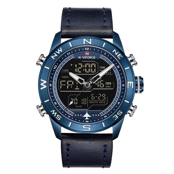 ساعت مچی دیجیتال مردانه نیوی فورس مدل NF9144M - SO