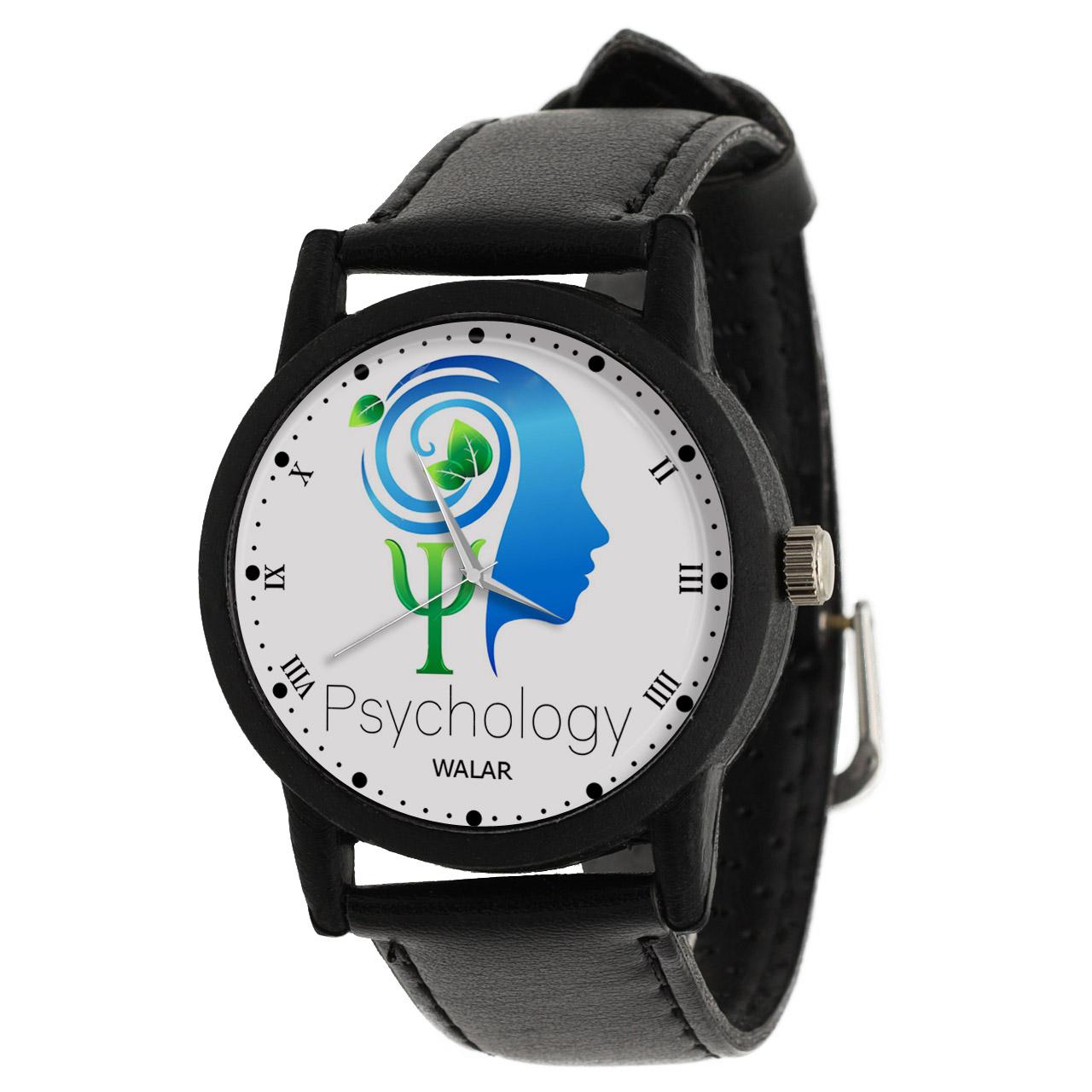 کد تخفیف                                      ساعت مچی عقربه ای والار طرح روانشناسی کد LF2650