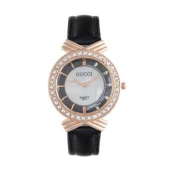 ساعت مچی عقربه ای زنانه مدل Gu-007
