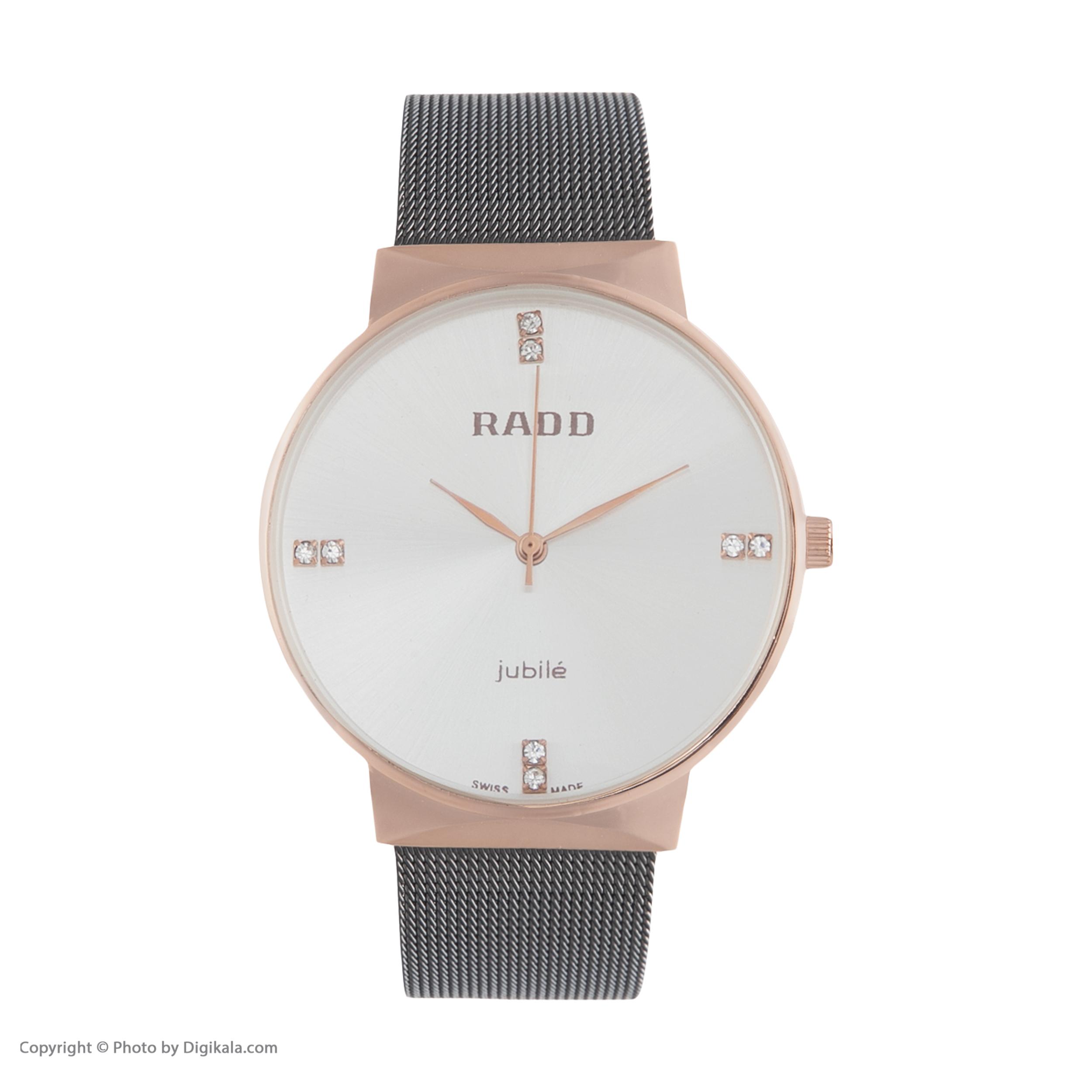 ساعت مچی عقربه ای مردانه مدل R-008m              خرید (⭐️⭐️⭐️)