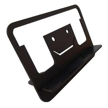 پایه نگهدارنده گوشی موبایل و تبلت آبتین طرح لبخند مدل 2P01