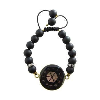 دستبند زنانه طرح EXO کد 2020