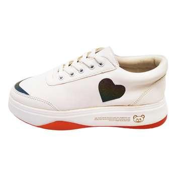 کفش روزمره زنانه سون کالکشن طرح قلب کد K25-WO
