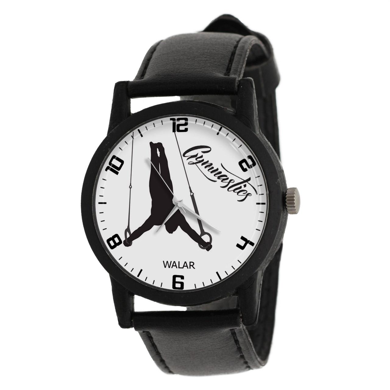 کد تخفیف                                      ساعت مچی عقربه ای مردانه والار طرح ژیمیناستیک کد LF2679