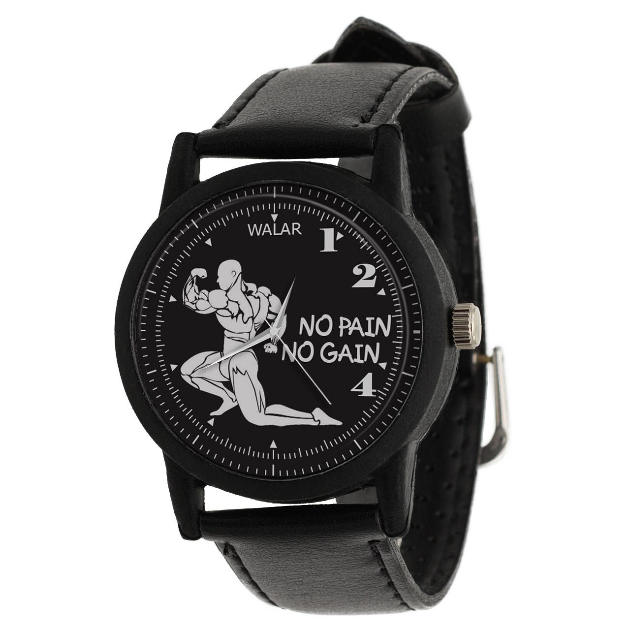 کد تخفیف                                      ساعت مچی عقربه ای مردانه والار طرح بدنسازی کد LF2680