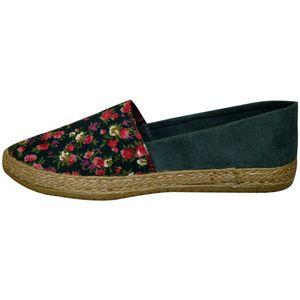 کفش زنانه پارچه ای مدل زمانی کد 430