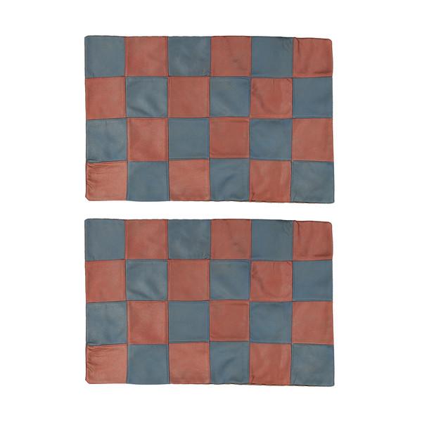 روبالشی طرح چهل تکه کد 03 بسته 2 عددی
