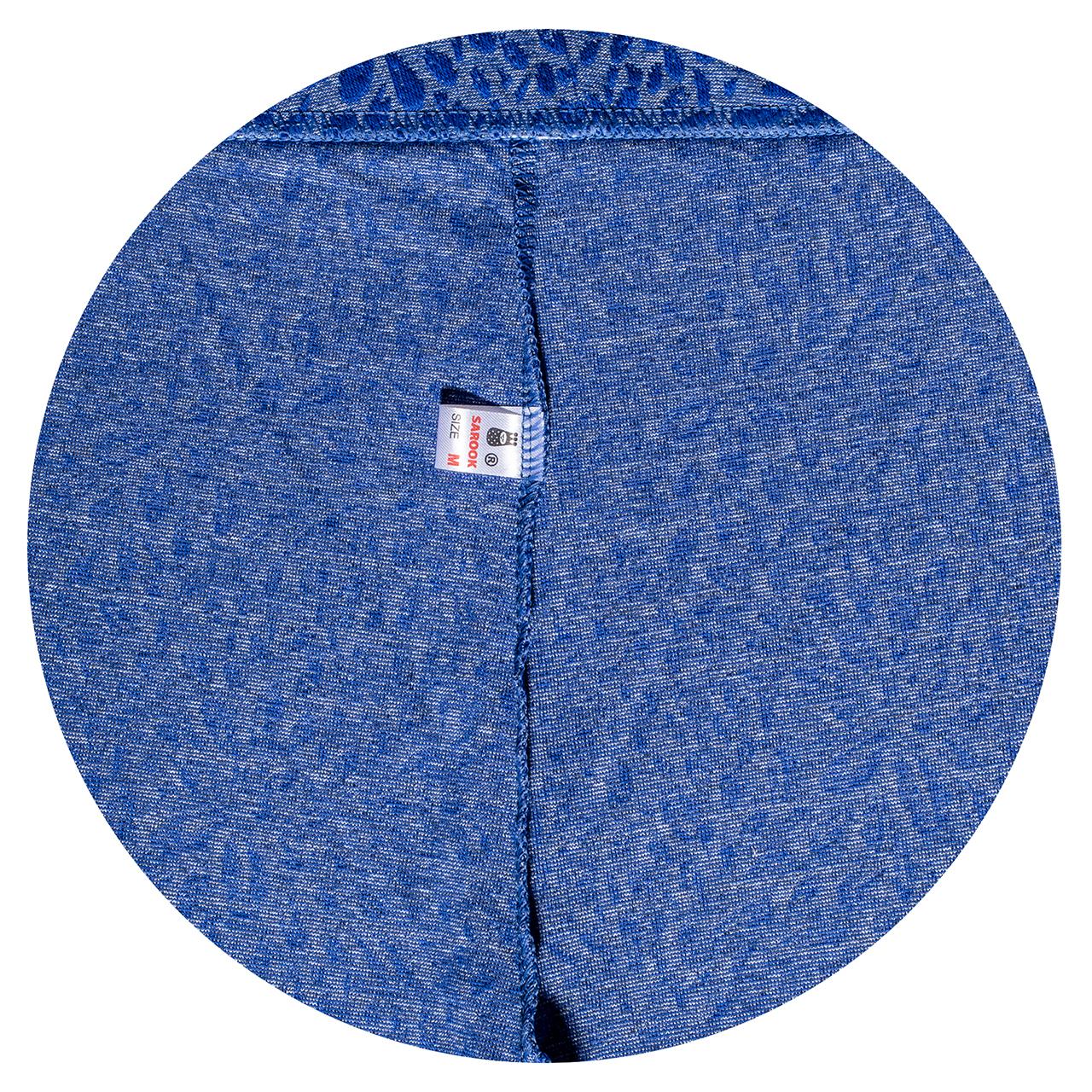 خرید                                      لگینگ زنانه ساروک مدل SHZSZHG03 رنگ آبی