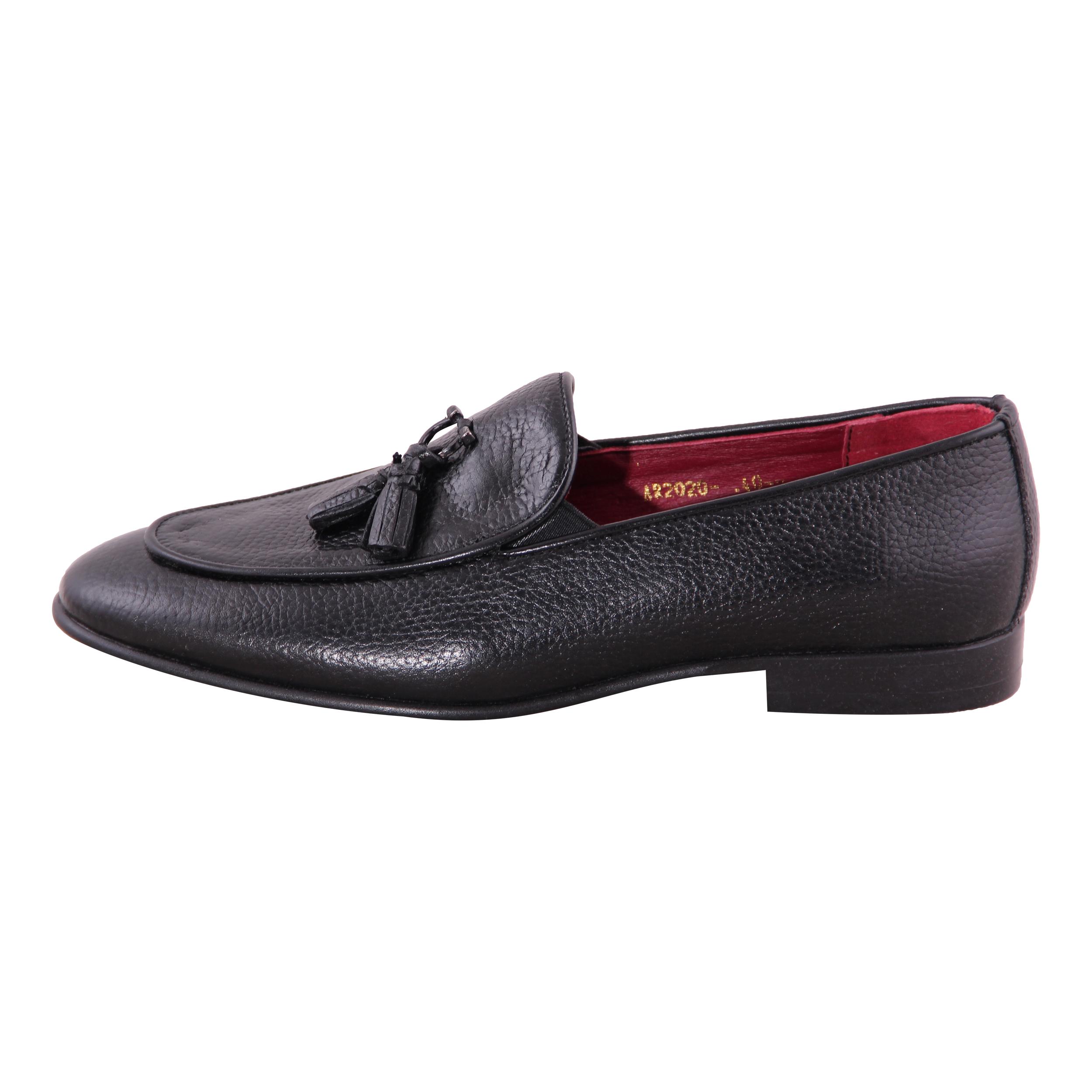 کفش مردانه شهر چرم مدل S17002-1