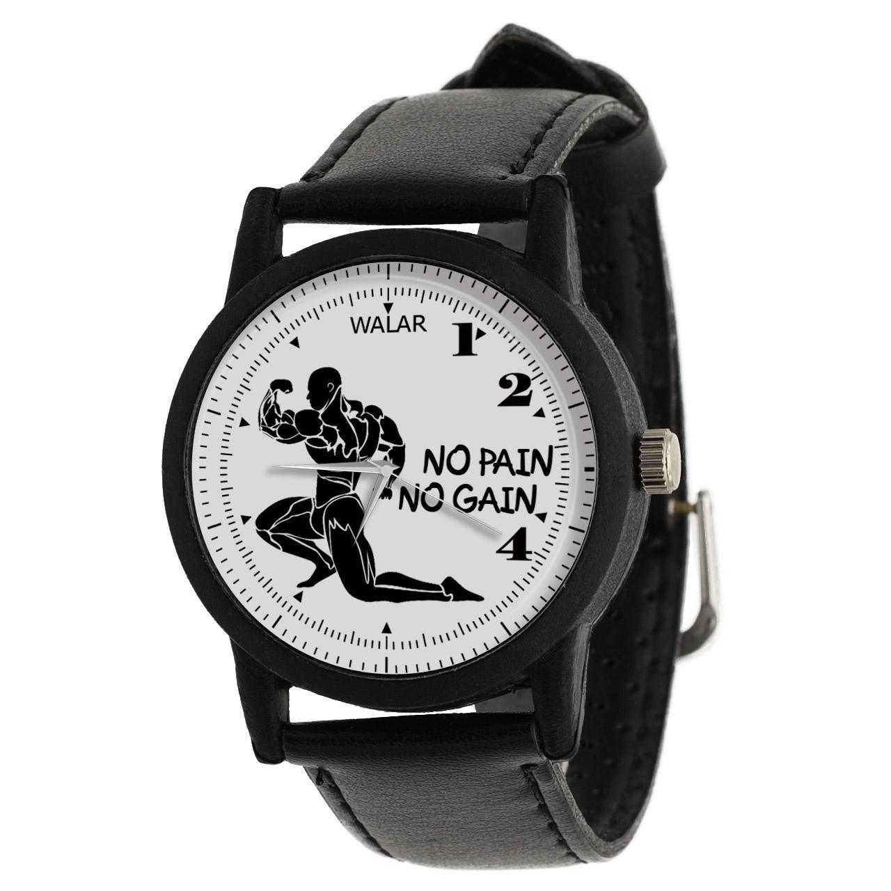 کد تخفیف                                      ساعت مچی عقربه ای مردانه والار طرح بدنسازی کد LF2705
