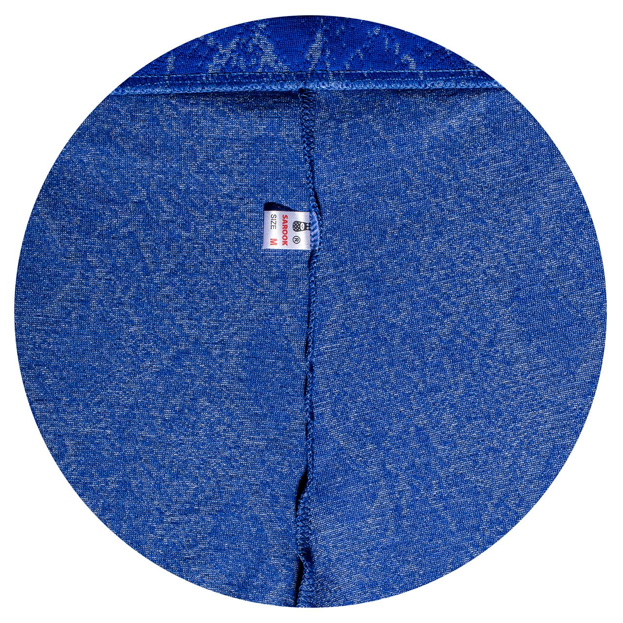 خرید                                      لگینگ زنانه ساروک مدل SHZSZHP03 رنگ آبی