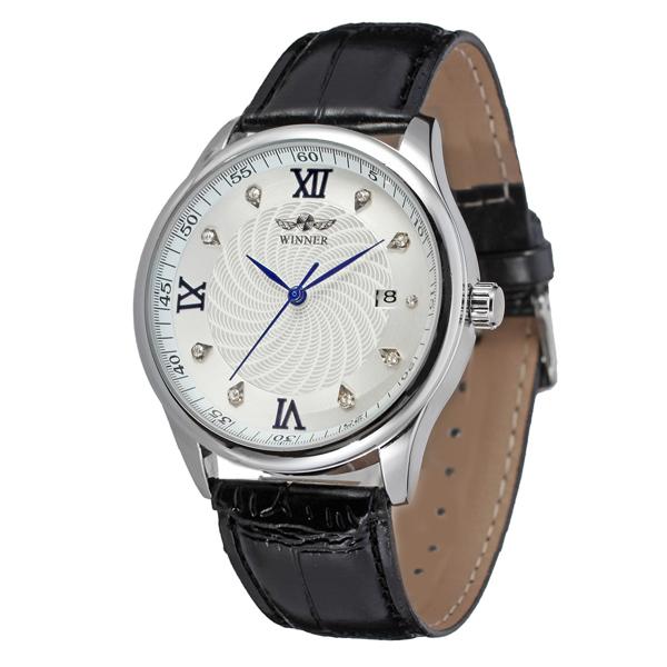 کد تخفیف                                      ساعت مچی عقربه ای مردانه وینر مدل WRG8024M3S5