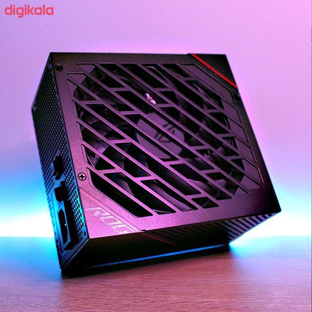 منبع تغذیه کامپیوتر ایسوس مدل ROG STRIX 550G main 1 1