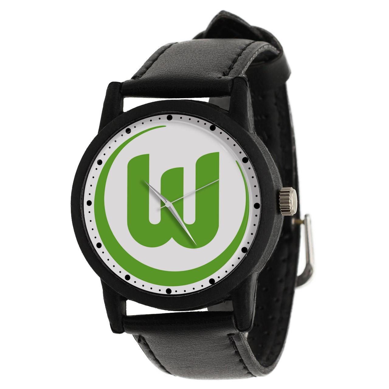 کد تخفیف                                      ساعت مچی عقربه ای والار طرح وولفسبورگ کد LF2728