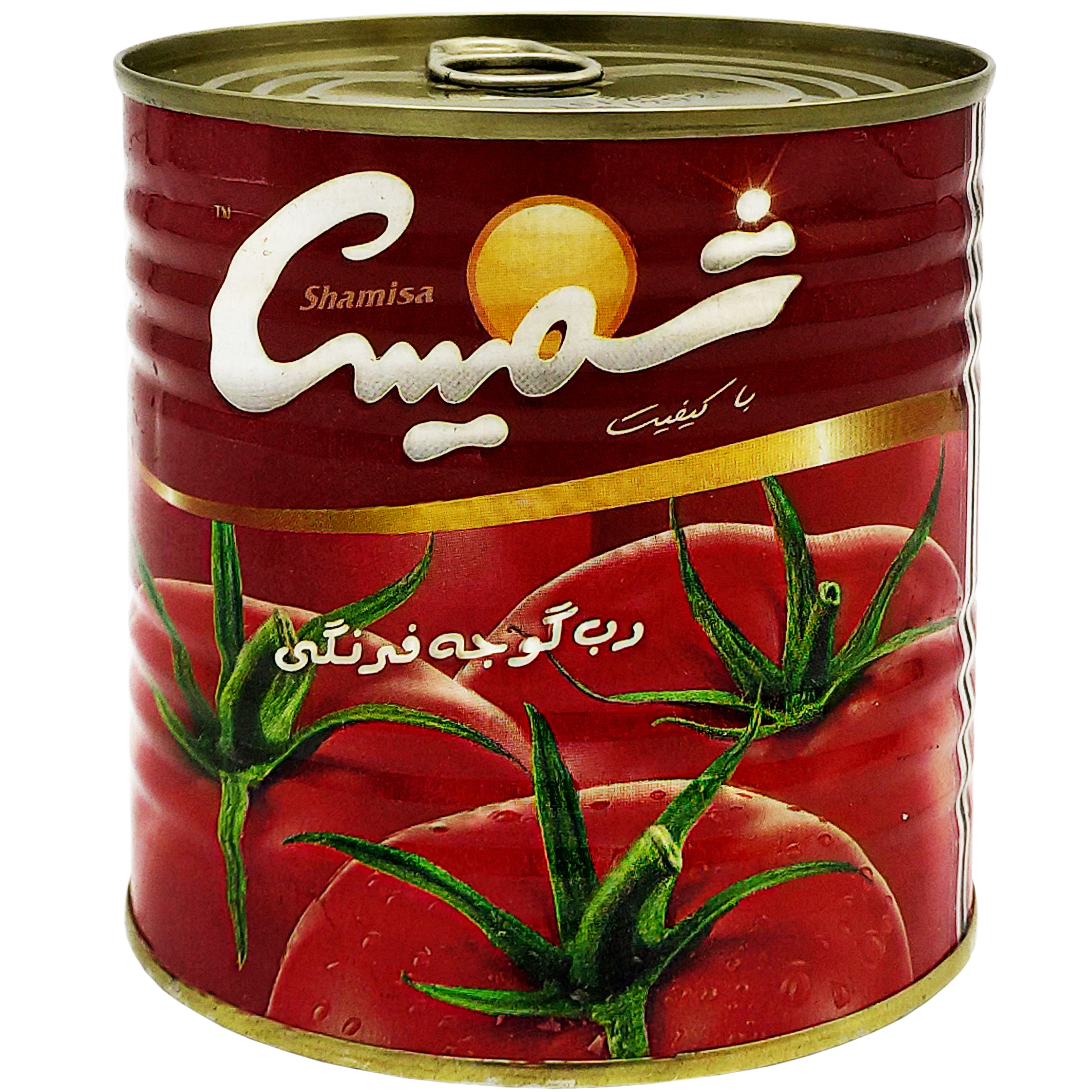 رب گوجه فرنگی شمیسا - 800 گرم