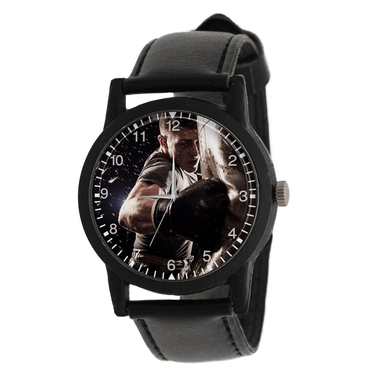 کد تخفیف                                      ساعت مچی عقربه ای مردانه والار طرح بوکس کد LF2746